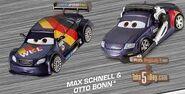 Max Schnell i Otto Bonn