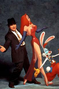 Roger,Jessica and Eddie
