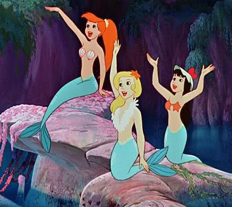 Las Sirenas (Peter Pan)