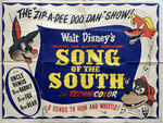 Song of the south uk poster 1946