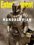 The Mandalorian - Season 2 - EW Cover - The Mandalorian and the Child