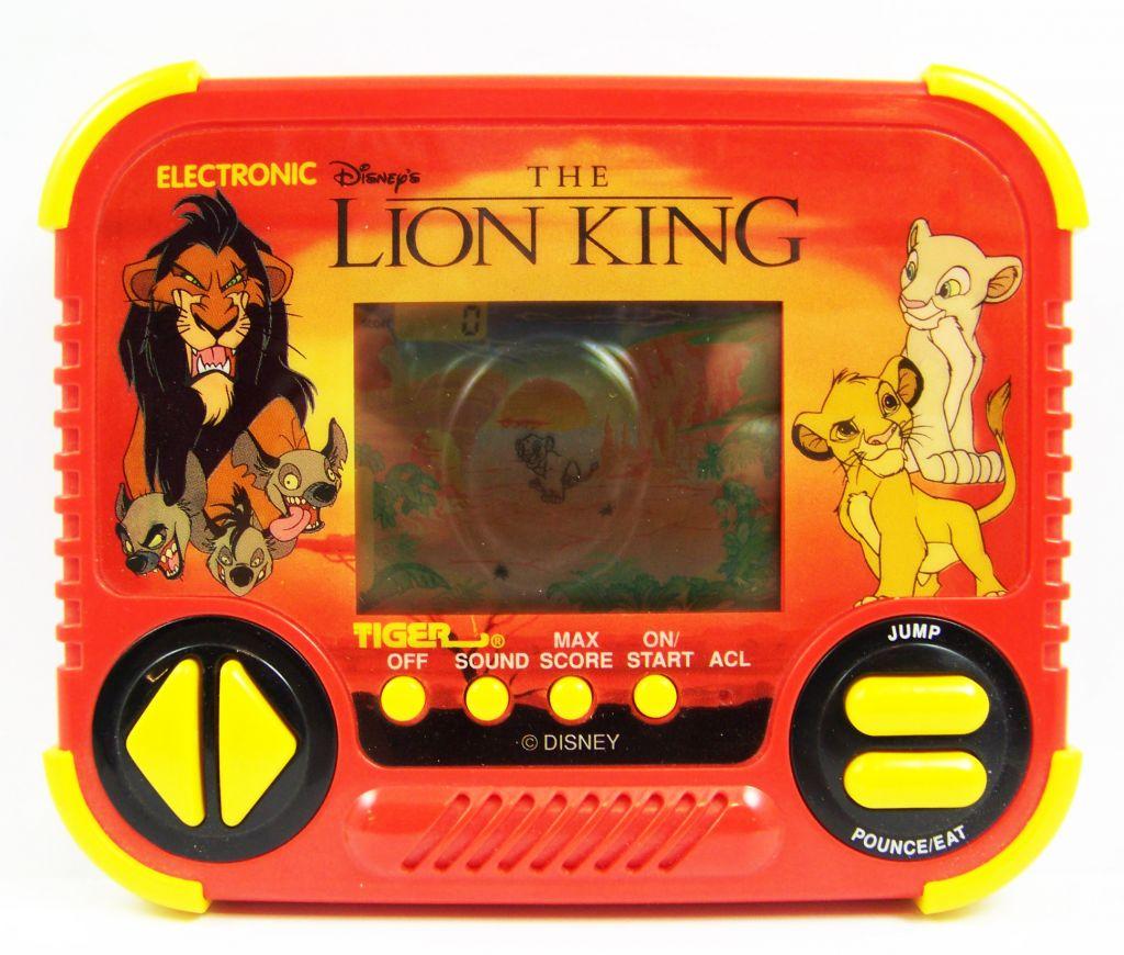 O Rei Leão (Tiger Electronics)