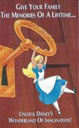 Walt Disney Masterpiece Collection - Promotional Print Advertisment - 1