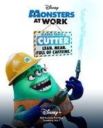 Cutter poster