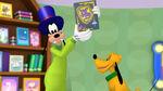 Goofy story book