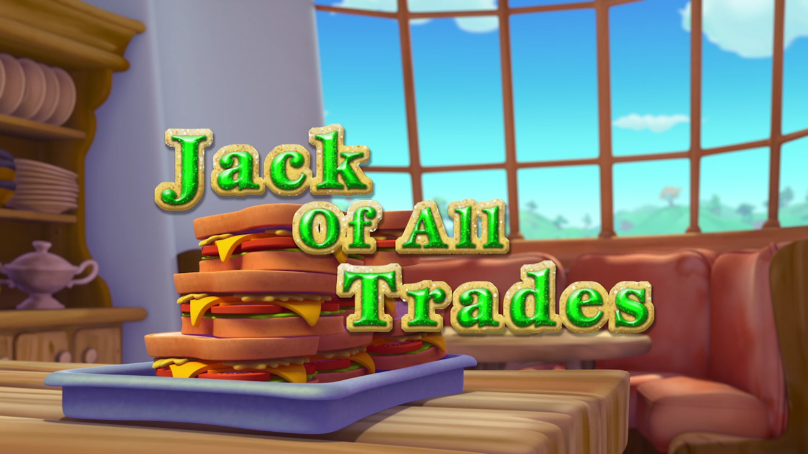 Jack of All Trades (Goldie & Bear)