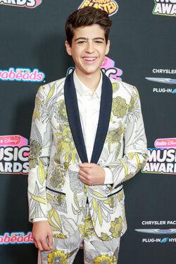 Joshua Rush Radio Disney Music Awards.jpg