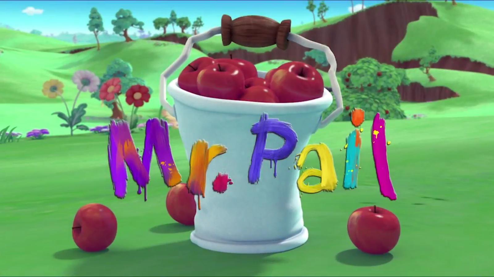 Mr. Pail