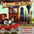 Nothing Can Stop Us Now album cover