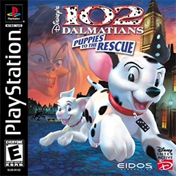 102 Dalmatians - Puppies to the Rescue Coverart.png