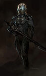 Dark Elves Concept Art IX