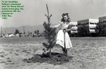 Kathryn Beaumont Arbor Day 1951