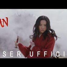 MULAN - Teaser Trailer Ufficiale