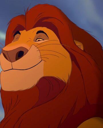 Mufasa Disney Wiki Fandom