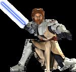 Obi Kenobi CW Tranparent