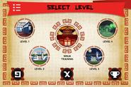 Punchocalypse Level Select