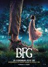 The BFG IMAX Poster