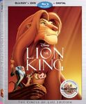 The Lion King Cover Temp
