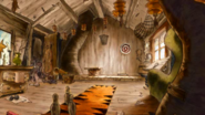 Tigger's Room