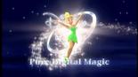 Tinker bell in disney dvd intro 2