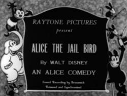 Alice the Jail Bird