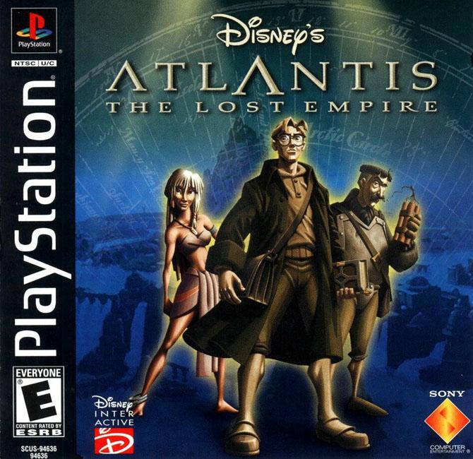 Atlantis: O Reino Perdido (vídeo game)