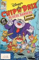 CnDRR comic book issue 1