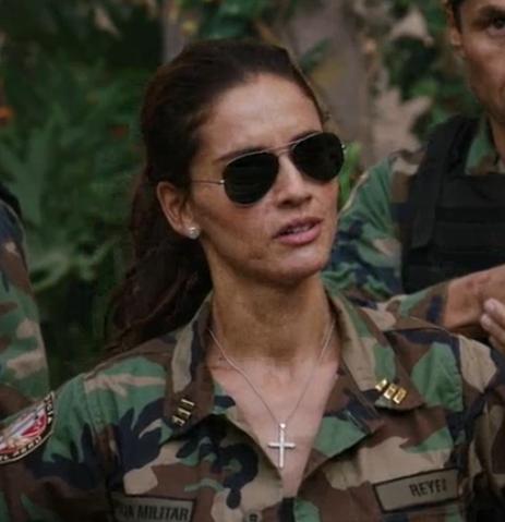 Comandante Camilla Reyes