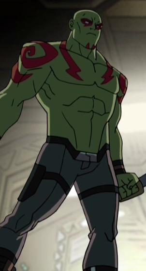 Drax der Zerstörer (Marvel Animated Universe)