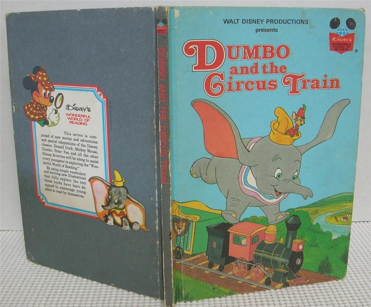 Dumbo and the Circus Train