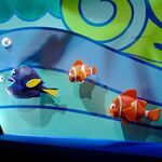 Finding Nemo Small World