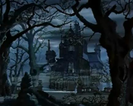 El Antiguo Palacio de Vil Abandonado