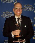 Matt Hoverman Daytime Emmy