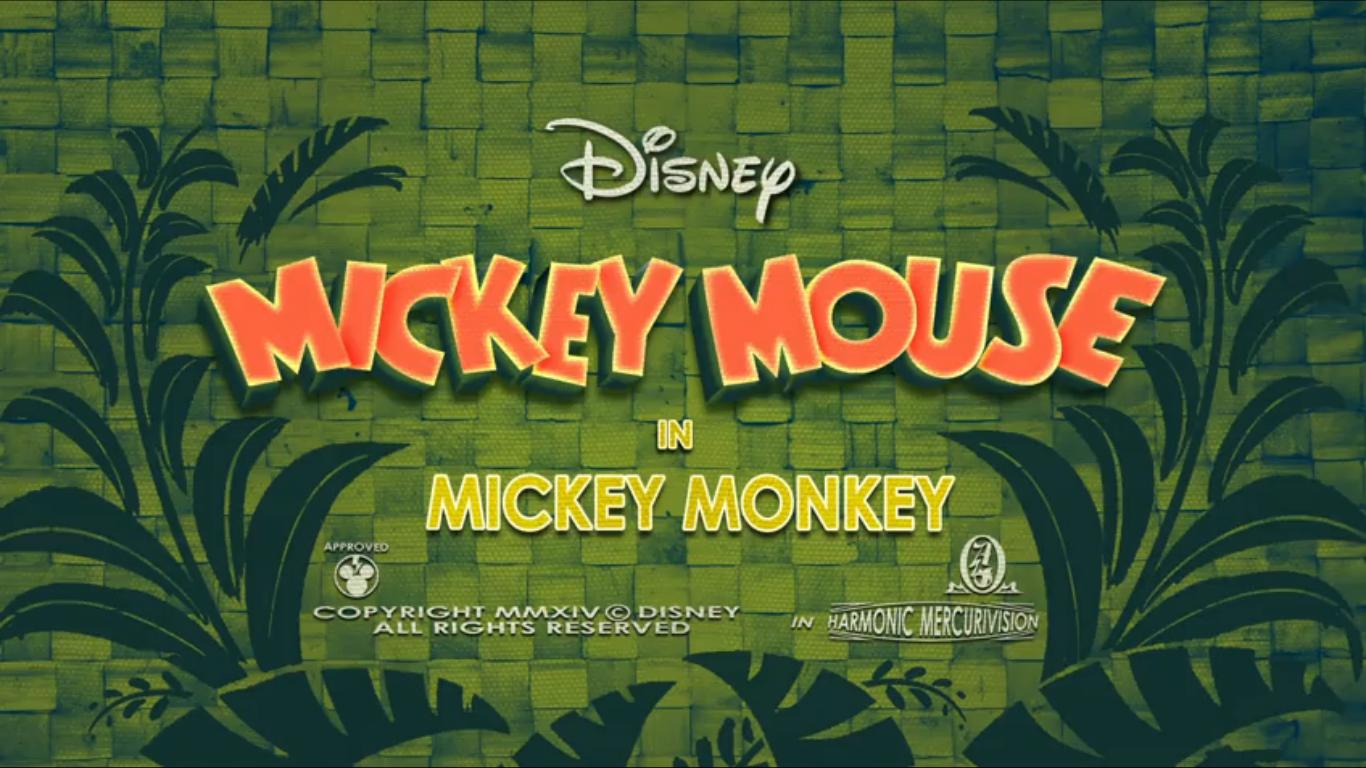 Mickey Monkey