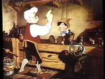 Pinocchio (1940) Trailer (VHS Capture)-2