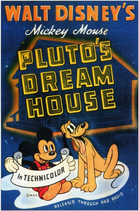 A Casa dos Sonhos do Pluto