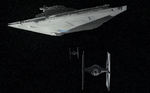 SWR - First Order Star Destroyer