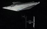 SWR - First Order Star Destroyer