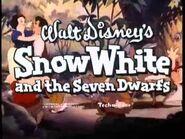 Snow White and the Seven Dwarfs - 1958 Reissue Trailer-2