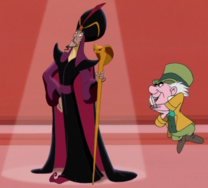 Sombrerero&Jafar