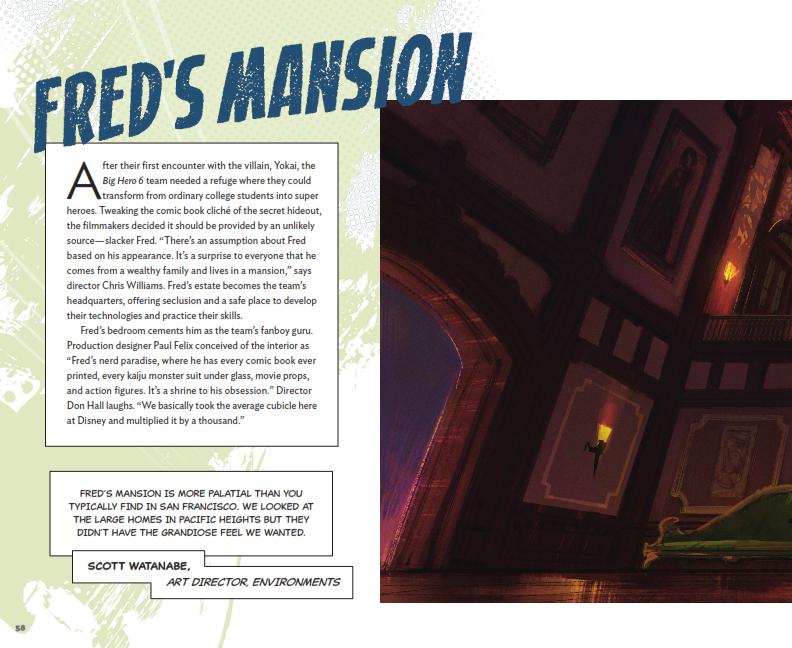 La Mansión Frederickson