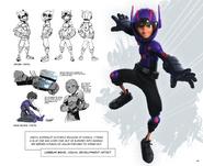 The Art of Big Hero 6 (artbook) 085