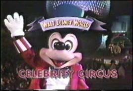 Walt Disney World Celebrity Circus