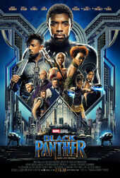 Black Panther Theatrical Poster