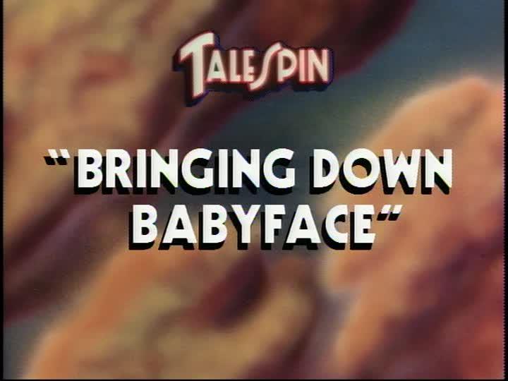 Bringing Down Babyface