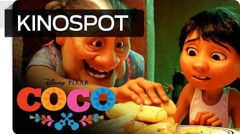 COCO - Lebendiger als das Leben Tamales Noch Nachschlag? Disney•Pixar HD