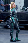 Captain Marvel first look 1
