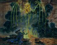 Cauldron Born Summoned