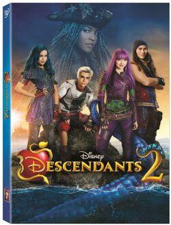 Descendants 2 DVD.jpg