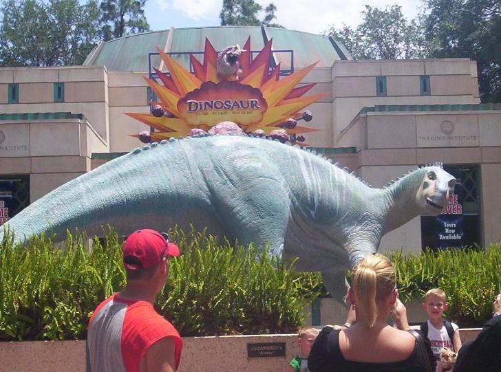 Dinosaur (attraction)